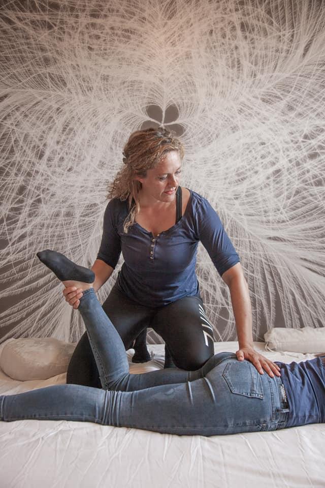 Shiatsu-massage Alkmaar